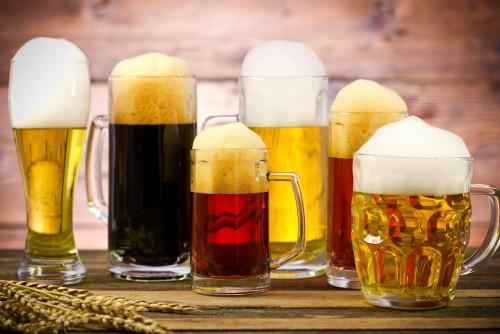 Regionale Biere