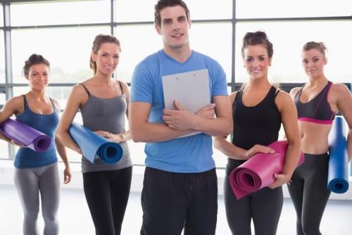 Leitung Fitnesstraining