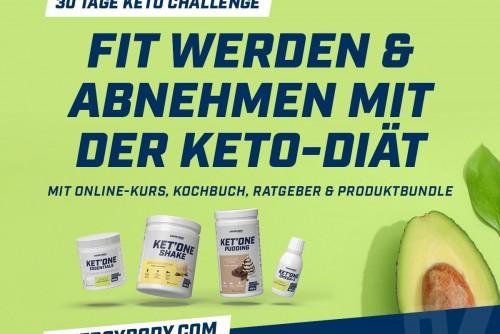 Die 30 Tage Keto Challenge
