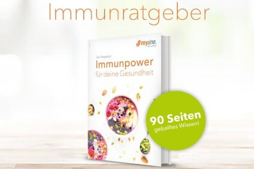 Dein Immunsystem-Ratgeber