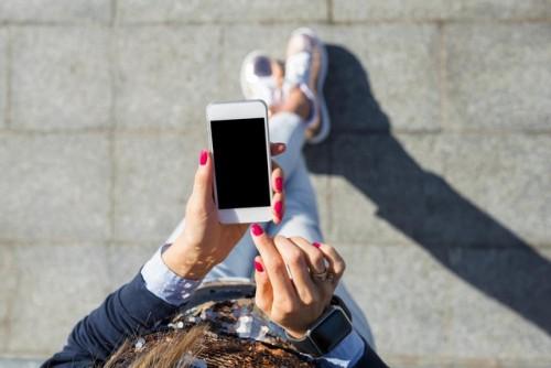 Smartphone vs. Nacken