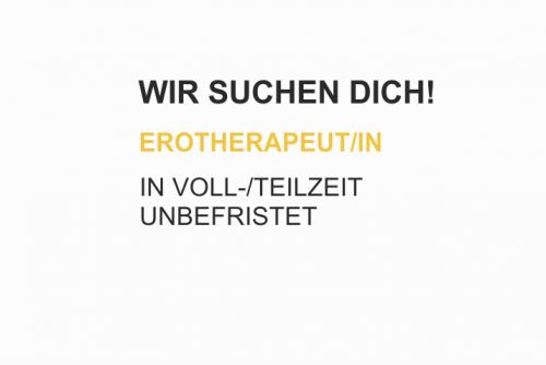 ERGOTHERAPEUT/IN
