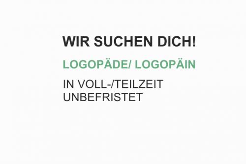 LOGOPÄDE / LOGOPÄDIN