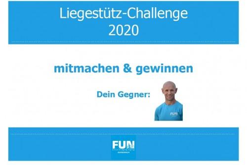 Liegestütz-Challenge 2020