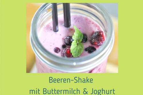 Beeren-Shake