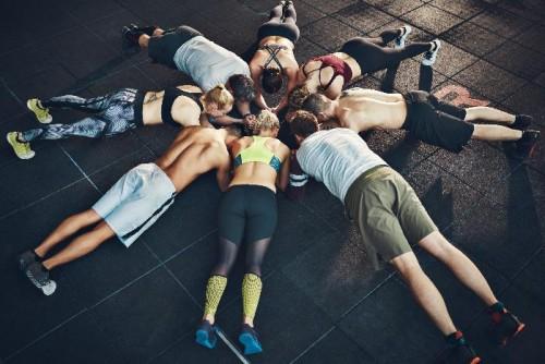 FUNATIC Fitness Mix
