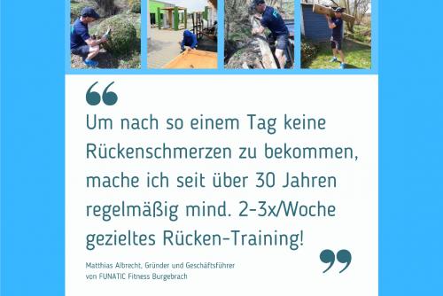 Mach es doch wie Matthias!