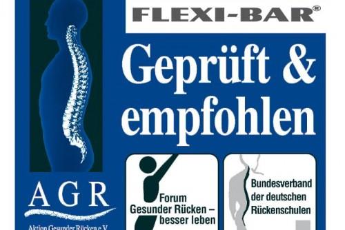 Was bewirkt Flexi-Bar Training?