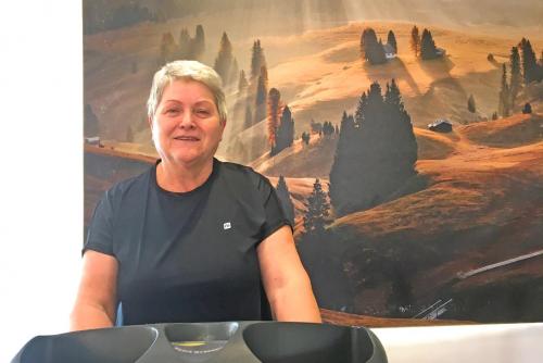 Monika Fischer 65 Jahre