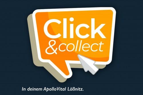Click&Collect in deinem ApolloVital