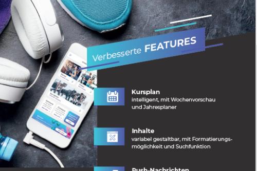 App MeinClub Features