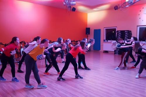 Choreo-Dance ab 12 Jahre