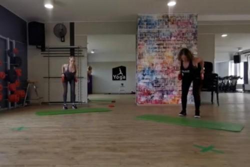 Scheiben-Workout