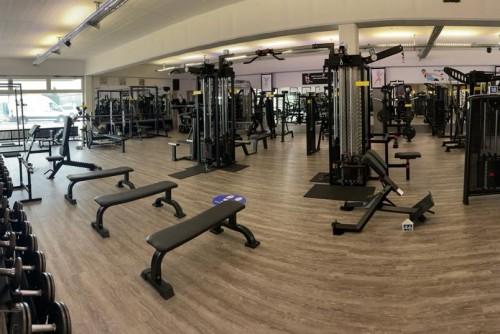 Fitness Fläche