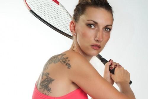 Squash und Badminton