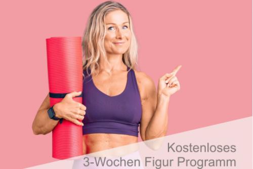3 Wochen-Figur-Programm