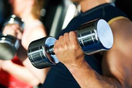 Muskelkräftigung
