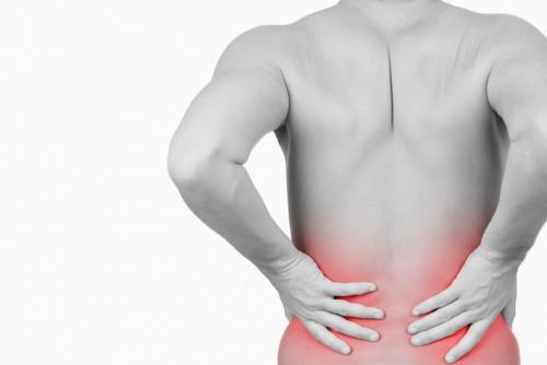 Rückenschmerz?